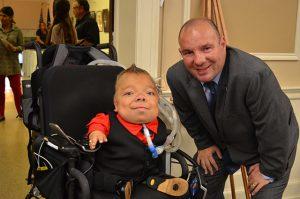 Chris Alvarez Honored by North Hempstead