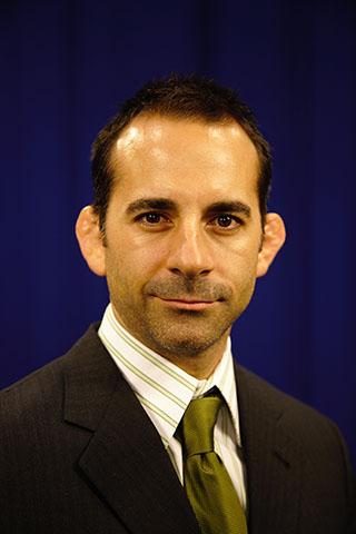 Angelo Zegarelli Bio Image
