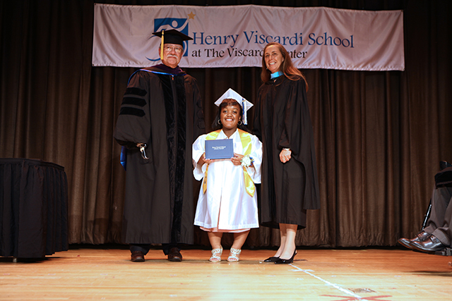 Alexa Williams, Henry Viscardi School at The Viscardi Center Class of 2016 Salutatorian