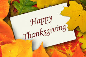 Thanksgiving Message from the Superintendent/Principal | The Henry Viscardi  School