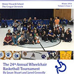Cougar Chronicle Winter Edition