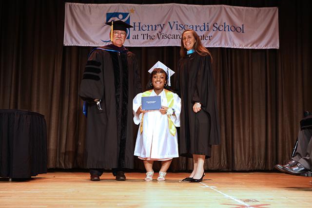 Alexa Williams, Henry Viscardi School at The Viscardi Center Class of 2016 Salutatorian