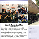 Cougar Chronicle Winter 2017 Edition